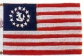 "12"" x 18"" Yacht Ensign Flag"