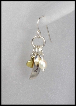 Love Charm Earrings