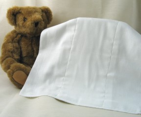 Cotton Prefold Diaper  2 x 5 ply