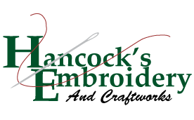 Hancock's Embroidery