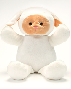 "Personalizeable Pals Plush Lamb 20"" 86798 PERSONALIZE ME!"