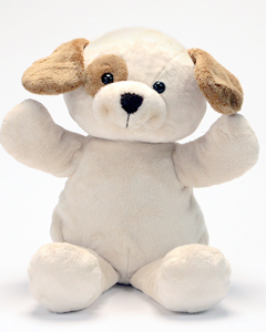 "Personalizeable Pals Plush Doggie 14"" 86799 PERSONALIZE ME!"