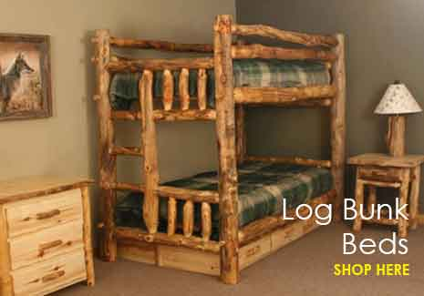 Rustic furniture log furniture cabin furniture cabin decor for Log cabin furniture canada