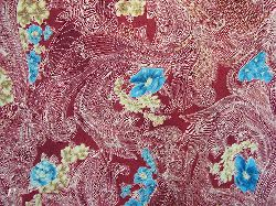 American Heritage Red Paisley