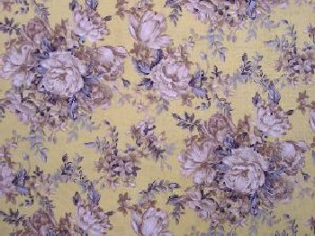 Madison Collection Floral Toss Cotton Quilting Fabric