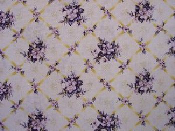 Madison Collection Trellis Cotton Quilting Fabric