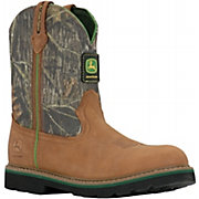 John Deere Johnny Popper Series - Camo Youth Boots
