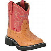 Justin Children Cognac Gypsy Cowgirl Collection