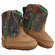 John Deere Johnny Popper Camo & Distressed Boots