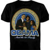 The first family T-shirt. Barack Obama. C-A989