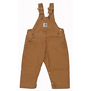 Carhartt Infant Washed Duck Bib Overalls.