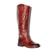 RICH CACAO BROMA ALLIGATOR/RICH CALF Ladies boot.