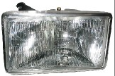 87 88 89 90 PLYMOUTH VOYAGER DODGE CARAVAN CHRYSLER TOWN & COUNTRY LAMP HEADLIGHT LH *