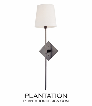 Cortney Wall Sconce | Antiqued Bronze