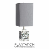 Countess MOP Table Lamp