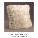 "Classique ""Fur"" Pillows 