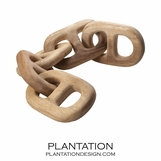 Linkage Wooden Sculpture