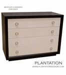 Mercer Dresser | 4-Drawer