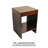 Piccola Lacquered Side Table