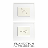 Picasso Prints | Set of 2
