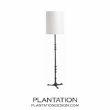 Dane Floor Lamp | Black