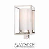 Westport Sconce | Polished Nickel