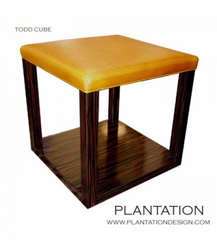 Todd Cubed Stool
