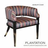 Ashbury Chair | Stripes