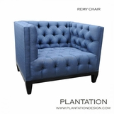 Remy Chair | Tufting