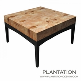 Bryce Coffee Table | Burl