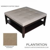Kennedy Coffee Table   No. 2