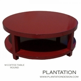 M Round Coffee Table   No. 2