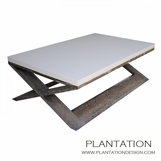 Xavier Rectangular Coffee Table | No. 1