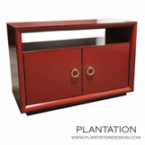 Mercer Cabinet w/Shelf