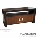 Sherman Cabinet w/Shelf