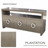 Simon Maple Buffet/Console | No.1