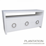 Simon Buffet/Console | White
