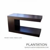 Monty Side Table | Low