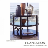 Petra Side Table   Round