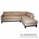 Soho Sofa Sectional w/Chaise