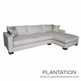 Studio Sectional w/Chaise | No. 2