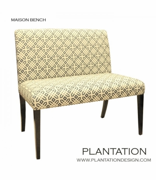 Maison Dining Bench