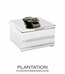 Belted Nickel Box   Small