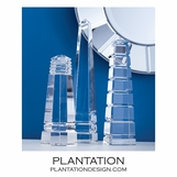 Crystal City Obelisks | Set of 3