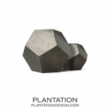 Polyhedron Objects Set | Zinc