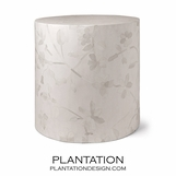 Jardin Stool | White