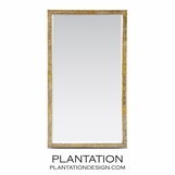 Monarch Mirrors | Brass