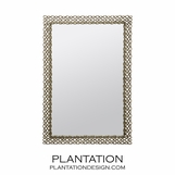 Richie Brass Wall Mirror