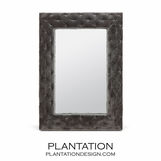 Royale Wall Mirror | Grey