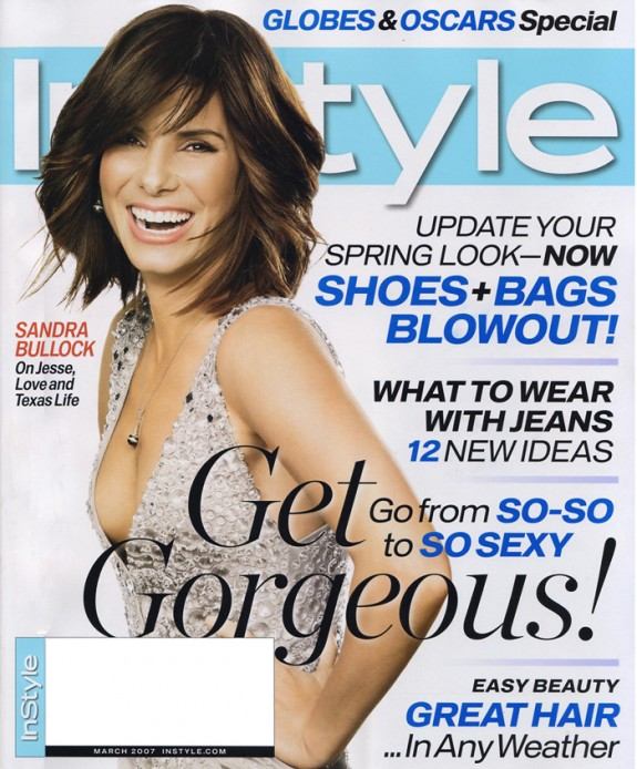 In Style March 2007